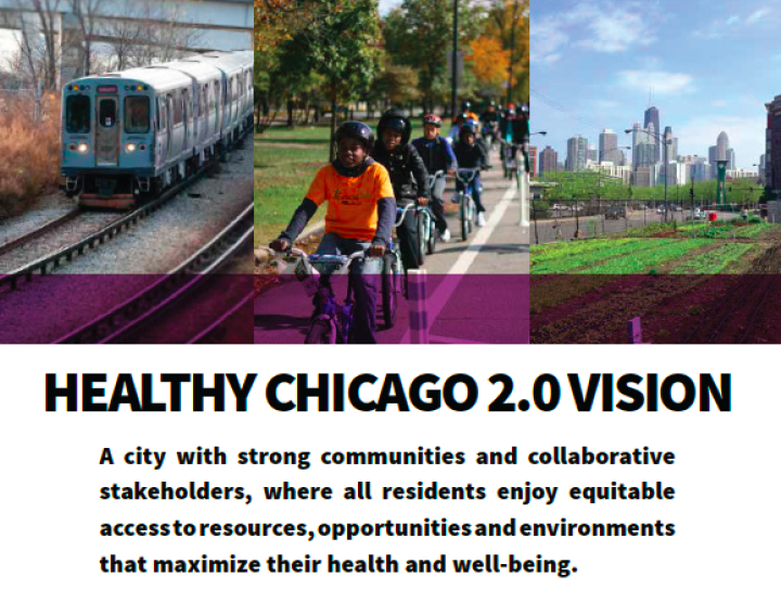 Healthy Chicago 2.0 Vision