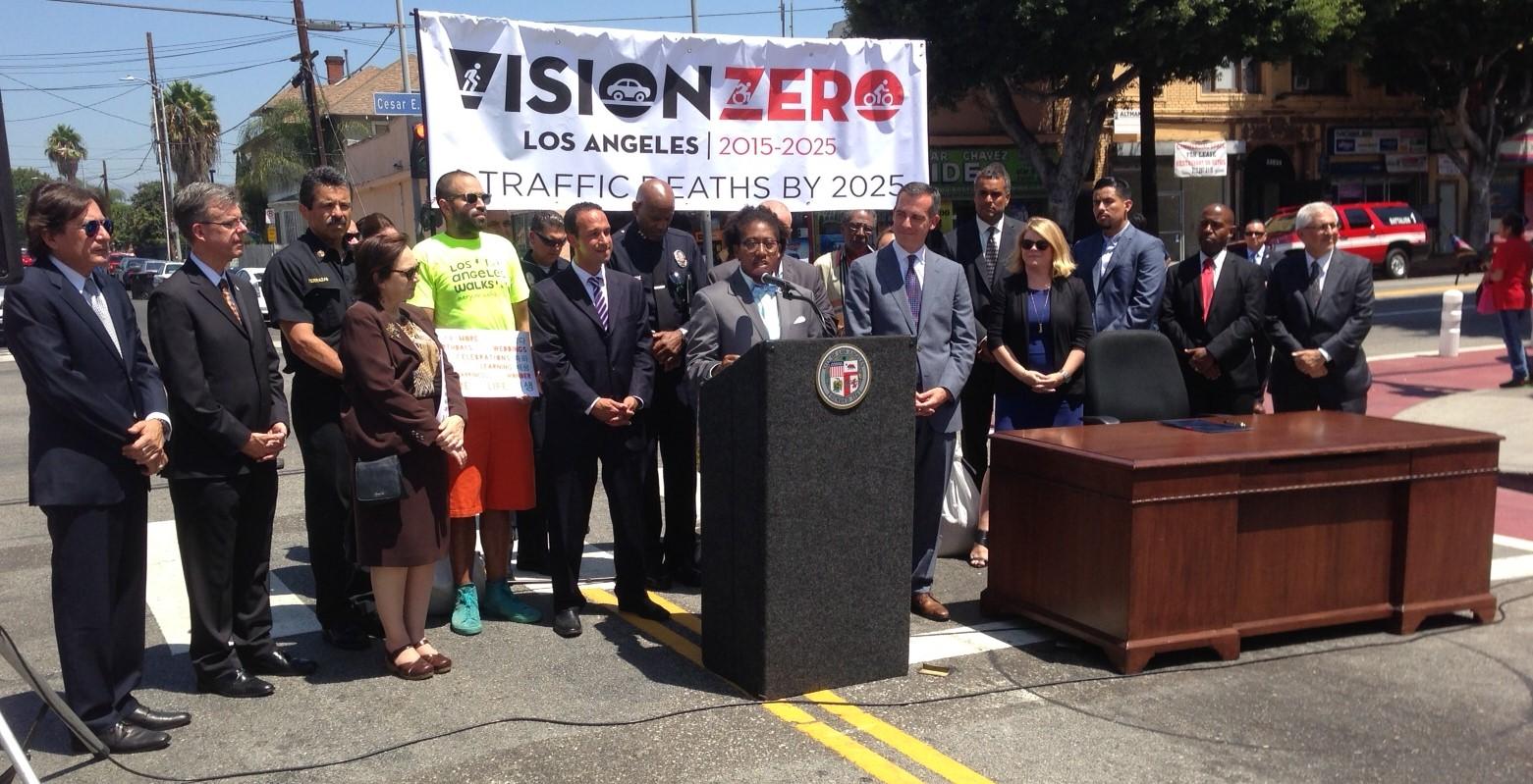 LA Vision Zero