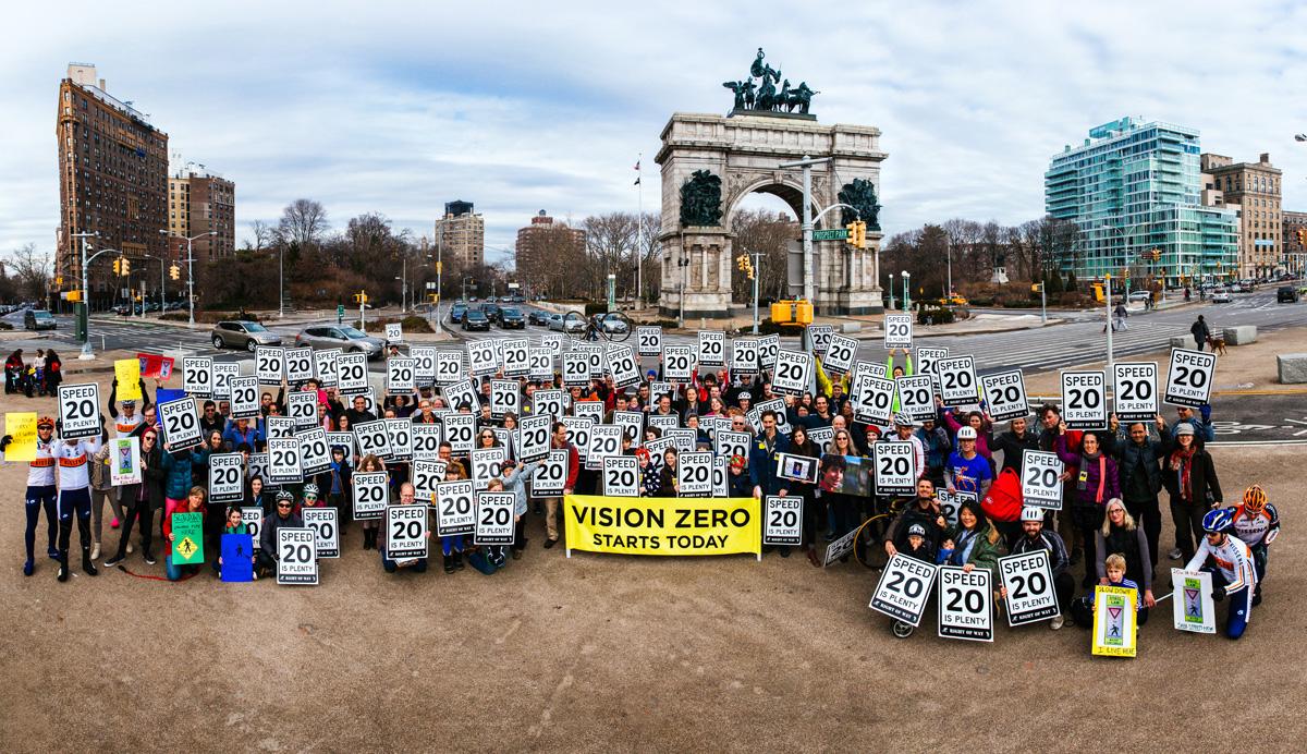Vision Zero starts today