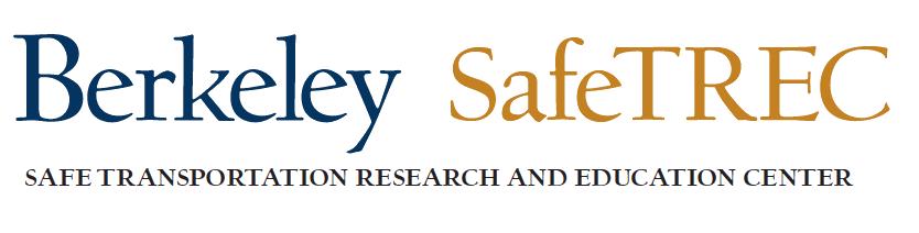 Berkeley SafeTREC logo