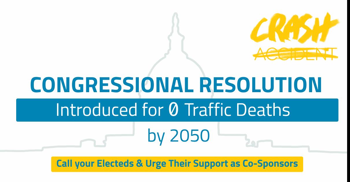 Zero Traffic Deaths Resolution